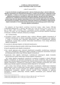 UCHWAŁA NR XLVII/453/2017 RADY MIEJSKIEJ GÓRY KALWARII z dnia 21 czerwca 2017 r. w sprawie określenia szczegółowego sposobu i zakresu świadczenia usług w zakresie odbierania odpadów komunalnych od właścicieli nieruchomości w Gminie